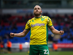 Teemu Pukki of Norwich City celebrates after scoring his sides fourth goal - Mandatory by-line: Jack Phillips/JMP - 16/02/2019 - FOOTBALL - University of Bolton Stadium - Bolton, England - Bolton Wanderers v Norwich City - English Football League Championship