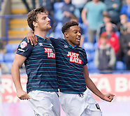 Bolton Wanderers v Derby County 270914