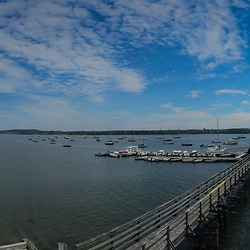 From the Yacht Club Porch, Castine, Maine, US
