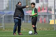 20170429; Zuerich; FUSSBALL - GC FE13 Stadt - Zuerich FE13 Heerenschuerli;<br /> <br /> (Andy Mueller/freshfocus)