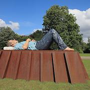 Regents Park Sky Gazer Statue - London, UK