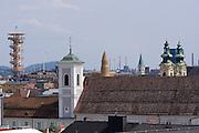 Linz, Austria. HÖHENRAUSCH.3<br /> Die Kunst der Türme (The Art of Towers)