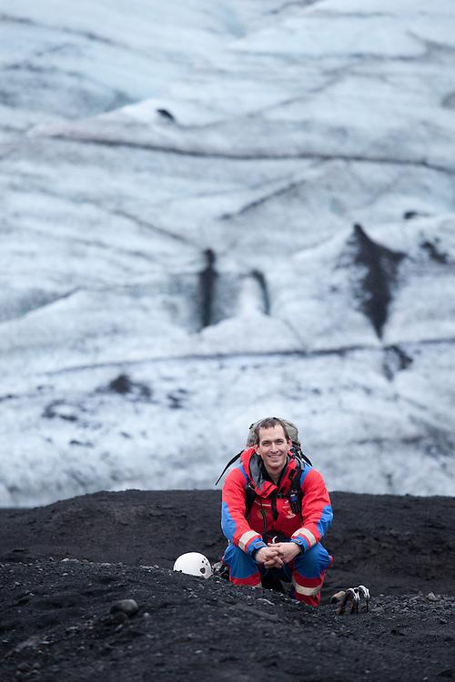 Daniel Hoij var sænskur ferðamaður sem leitað var að í tvo og hálfan sólarhring í nóvember 2011. Hann fansst á Sólheimajökli þangað sem hann hafði gengið um 7 km upp jökulinn á hálkubroddum.