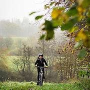Gitte Hofman, kundeservicechef og cykelrytter på Team Rynkeby.
