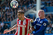 Everton v Stoke City - Premier