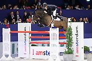 Jeroen Dubbeldam - Utascha SFN<br /> Jumping Amsterdam 2012<br /> © DigiShots
