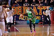 Mike Myers<br /> Unicusano Roma - Mens Sana Basket 1871 Siena<br /> Campionato Basket LNP 2016/2017<br /> Roma 29/12/2016<br /> Foto Ciamillo-Castoria