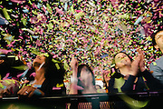 Chicago's viral sensations OK Go brought confetti and the hits to The Pageant in St. Louis on April 4th, 2015.