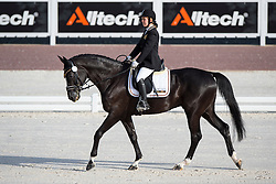 Eveline van Looveren, (BEL), Exelent - Individual Test Grade Ia Para Dressage - Alltech FEI World Equestrian Games™ 2014 - Normandy, France.<br /> © Hippo Foto Team - Jon Stroud <br /> 25/06/14