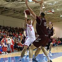 Men's Basketball: Saint John's University (Minnesota) Johnnies vs. Augsburg University Auggies