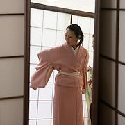 A story about Kimono