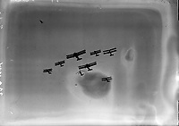 Italian Air Armada  at Derry. Pictures of Aircraft.<br /> 03 July 1933<br /> (Part of the Independent Newspapers Ireland/NLI Collection)