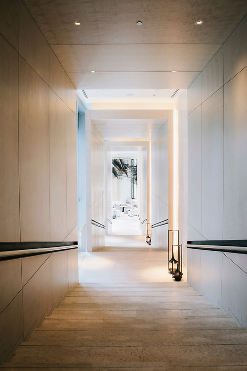 Stairway to The Living Room, Park Hyatt Bangkok