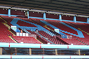 Aston Villa stadium during the EFL Sky Bet Championship match between Aston Villa and Burton Albion at Villa Park, Birmingham, England on 3 February 2018. Picture by John Potts.