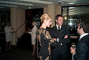 Clotilde, Princess of Venice and Piedmont; , Graydon Carter hosts a dinner to celebrate the reopening og the American Bar at the Savoy.  Savoy Hotel, Strand. London. 28 October 2010. -DO NOT ARCHIVE-© Copyright Photograph by Dafydd Jones. 248 Clapham Rd. London SW9 0PZ. Tel 0207 820 0771. www.dafjones.com.