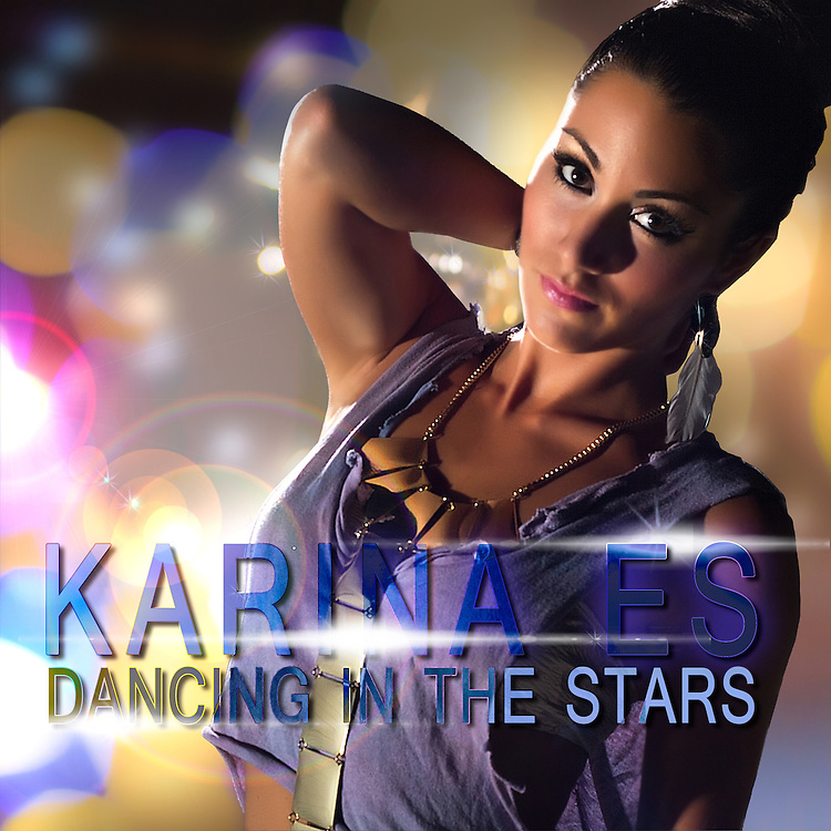 Karina ES - Dancing in the Stars - CD Cover