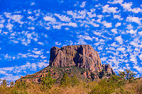 Emory Peak, Big Bend National Park, Texas USA.