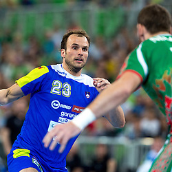 20130616: SLO, Handball - EHF 2014 Men's European Championship Qualifications, Slovenia vs Belarus
