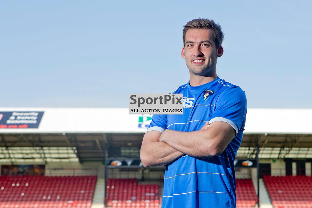 DAFC Presser East End Park 13 August 2015<br /> Michael Paton previews saturdays game against Cowdenbeath<br /> (c) CRAIG BROWN | SportPix.org.uk