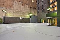 Basketball Court at 15 William St