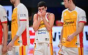 Mussini Federico<br /> Carpegna Prosciutto Basket Pesaro - Allianz Pallacanestro Trieste<br /> Campionato serie A 2019/2020 <br /> Pesaro 5/01/2020<br /> Foto M.Ciaramicoli // CIAMILLO-CASTORIA