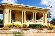 School in San Miguel de los Banos, Matanzas, Cuba.