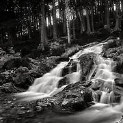 Glen Feshie falls, Kingussie, Cairngorms
