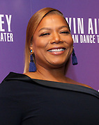 Queen Latifah attends Alvin Ailey's 2017 Opening Night Gala at The New York City Center in New York City, New York on November 29, 2017.