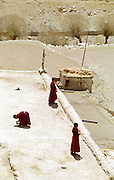Ladakh Himalayas - Buddhist Monks 2006