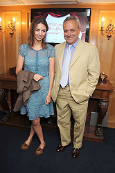 TAKI THEODORACOPOULOS and ROSE HANBURY at the Spectator Summer Party held at 22 Old Queen Street, London SW1 on 3rd July 2008.<br /><br />NON EXCLUSIVE - WORLD RIGHTS