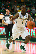 WACO, TX - DECEMBER 9: Kenny Chery #1 of the Baylor Bears drives to the basket against the Texas A&M Aggies on December 9, 2014 at the Ferrell Center in Waco, Texas.  (Photo by Cooper Neill/Getty Images) *** Local Caption *** Kenny Chery