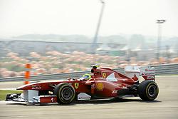 29.10.2011, Jaypee-Circuit, Noida, IND, F1, Grosser Preis von Indien, Noida, im BildFelipe Massa (BRA), Scuderia Ferrari // during the Formula One Championships 2011 Large price of India held at the Jaypee-Circui 2011-10-29  EXPA Pictures © 2011, PhotoCredit: EXPA/ nph/  Dieter Mathis       ****** out of GER / CRO  / BEL ******