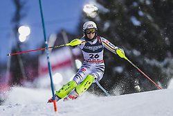 08.02.2019, Aare, SWE, FIS Weltmeisterschaften Ski Alpin, alpine Kombination, Slalom, Damen, im Bild Meike Pfister (GER) // Meike Pfister of Germany during the Slalom competition of the ladie's alpine combination for the FIS Ski World Championships 2019. Aare, Sweden on 2019/02/08. EXPA Pictures © 2019, PhotoCredit: EXPA/ Johann Groder