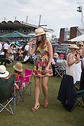 ROSA WRIGHT, Glorious Goodwood. Thursday.  Sussex. 3 August 2013