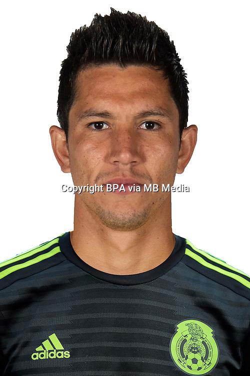 Conmebol_Concacaf - Copa America Centenario 2016 - <br /> Mexico National Team - <br /> Jesus Molina