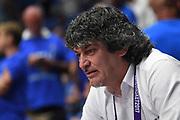 Massimo Valle<br /> Nazionale Italiana Maschile Senior<br /> Eurobasket 2017 - Group Phase<br /> Italia Germania Italy Germany<br /> FIP 2017<br /> Tel Aviv, 05/09/2017<br /> Foto M.Ceretti / Ciamillo - Castoria