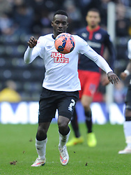 Simon Dawkins Derby County, Derby County v Reading, FA Cup 5th Round, The Ipro Stadium, Saturday 14th Febuary 2015