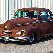 1946 Nash 600 Rat Rod