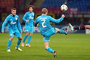 © Filippo Alfero<br /> Milan vs Zenit - Champions League 2012 / 2013<br /> Milano, 04/12/2012<br /> sport calcio<br /> Nella foto: Aleksandr Anyukov