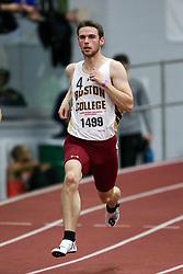 Oliver Boucher, BC, 500<br /> Boston University Athletics<br /> Hemery Invitational Indoor Track & Field
