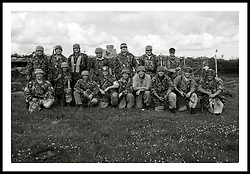 Yorkshire Wartime Experience Fallschirmj&auml;ger <br />  04 July 2015<br />  Image &copy; Paul David Drabble <br />  www.pauldaviddrabble.co.uk
