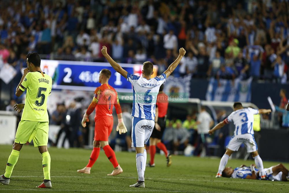 صور مباراة : ليغانيس - برشلونة 2-1 ( 26-09-2018 ) 20180926-zaa-s197-096