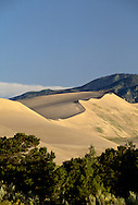 Sand dunes, Great Sand Dunes National Park, Colorado