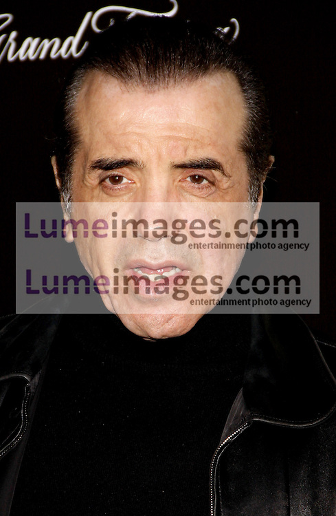 Chazz Palminteri at the 3rd Annual Cash Money Records Pre-Grammy Awards Party held at the Paramount Studios in Hollywood on February 11, 2012.