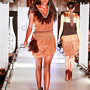 NLD/Amsterdam/20130601 - Modeshow Challimar, Model Ovo Drenth
