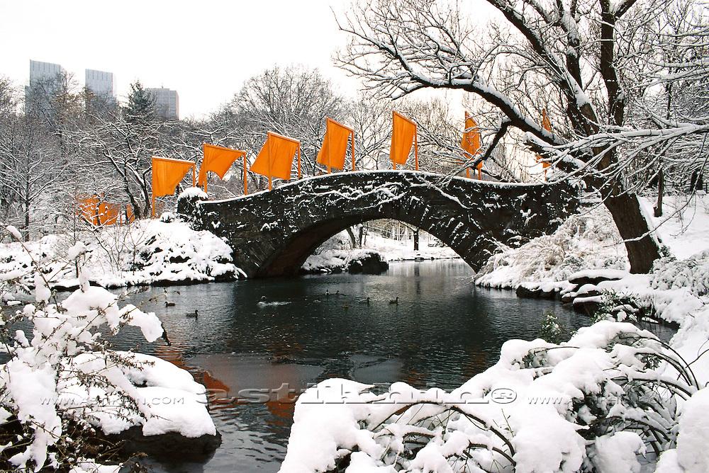 The Gates on bridge