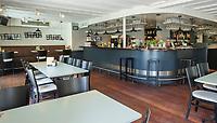 TILBURG -  interieur clubhuis. Restaurant, PRISE D'EAU GOLF, golfbaan.  COPYRIGHT KOEN SUYK