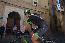 Kirsten Wild (NED) of Cylance Pro Cycling rides the final few hundred metres Stage 5 of the Giro Rosa - a 12.7 km individual time trial, starting and finishing in Sant'Elpido A Mare on July 4, 2017, in Fermo, Italy. (Photo by Balint Hamvas/Velofocus.com)