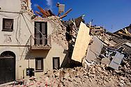 10 Aprile 2009.Terremoto Onna  Abruzzo.