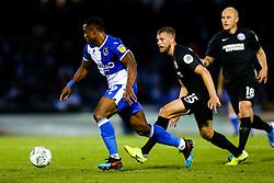 Victor Adeboyejo of Bristol Rovers - Rogan/JMP - 27/08/2019 - FOOTBALL - Memorial Stadium - Bristol, England - Bristol Rovers v Brighton & Hove Albion - Carabao Cup.